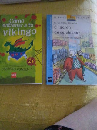 libros lectura sm