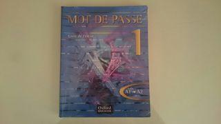 Libro De Francés Mot De Passe 1° Bachillerato