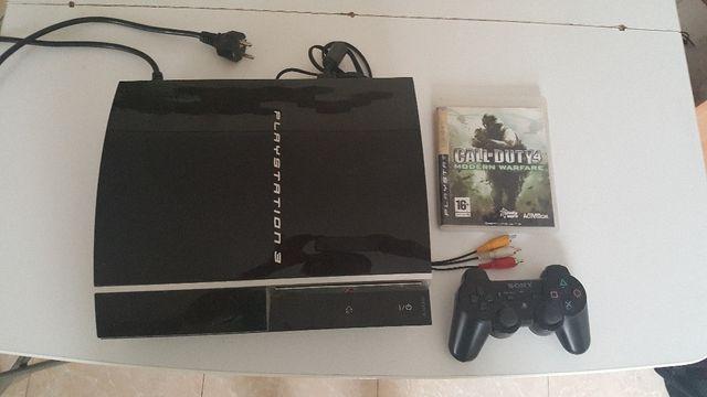 Consola playstation 3 + Call of duty 4