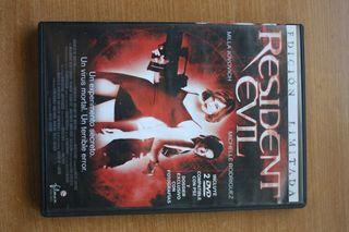 Resident Evil edición limitada
