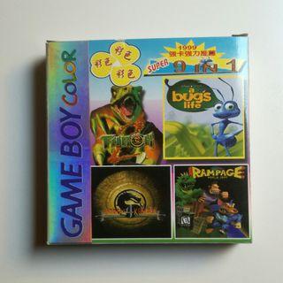Game Boy Color 9 en 1 bootleg