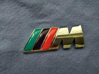 Insignia emblema BMW M Motorsport