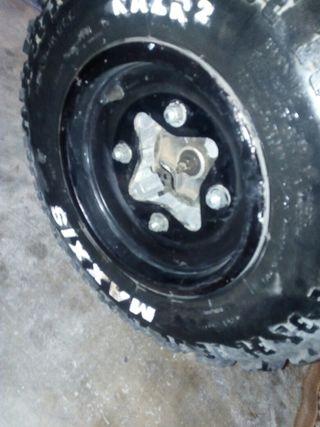 ruedas para quad