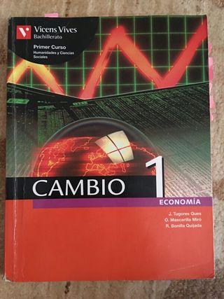 """Libro de Texto: """"Economía"""""""
