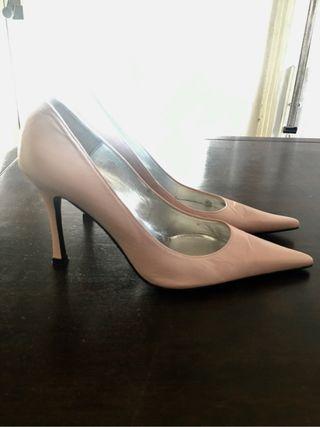 Zapato rosa 36