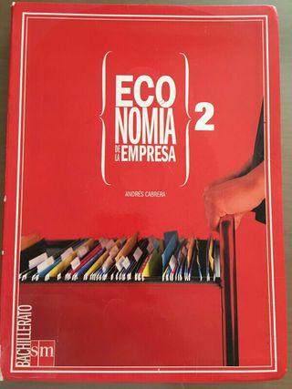 """Libro de Texto: """"Economía de la Empresa"""""""