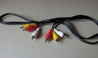 Cable 3 RCA macho - 3 RCA macho