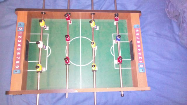 Futbolín mini
