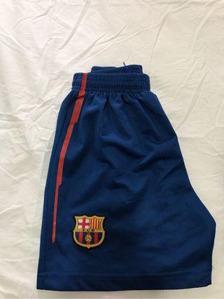 Lote dos pantalones FC BARCELO