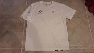 Camiseta técnica running marca Odlo