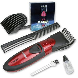 Maquina cortar el pelo (cortapelos) recargable