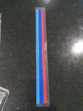 VINILO PARRILLA BMW M