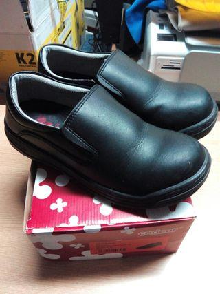 Zapato de seguridad Codeor