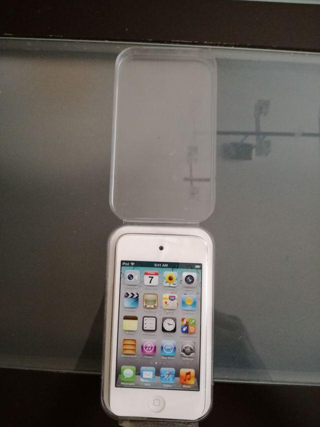 Ipod Touch 4 generacion 8GB de segunda mano por 30 € en ...