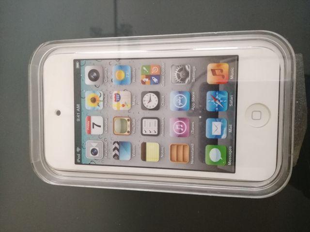 Ipod Touch 4 generacion 8GB de segunda mano por 35 € en Salamanca en ...