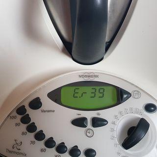 thermomix error 39
