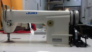 maquina plana marca Juki