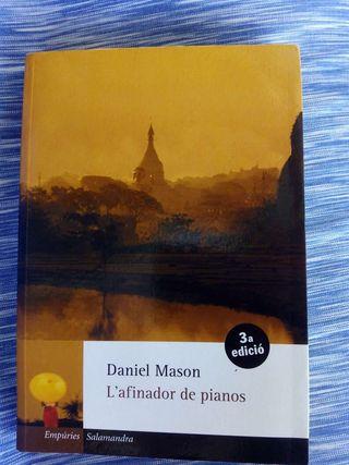 L'afinador de pianos de Daniel Mason
