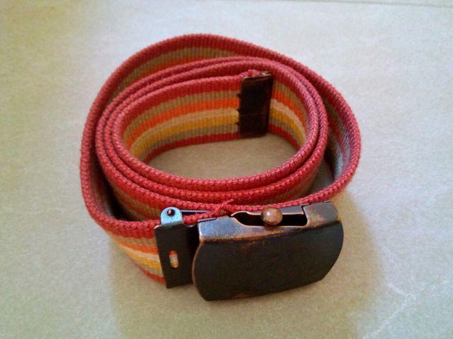 Cinturón niña