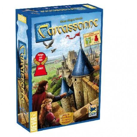 (TIENDA) Carcassonne