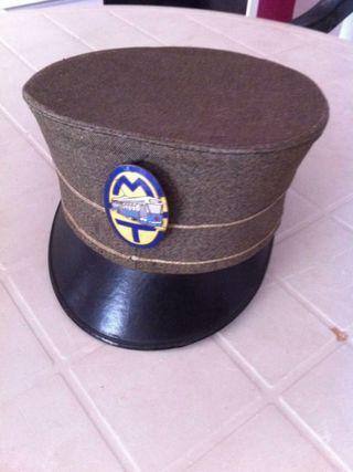 gorra antigua
