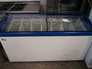 Congelador industrial de segunda mano por 450 en for Cocina wok segunda mano