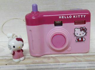 Cámara diapositivas Hello Kitty