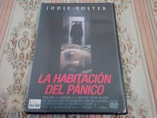 La habitación del pánico - DVD