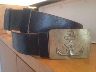 Cinturón antiguo Ruso