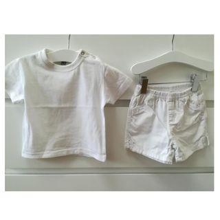 2 Conjuntos Camiseta+Bermuda sanfermines_12/18