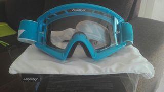 Gafas Enduro/Cross Hebo atom Azul
