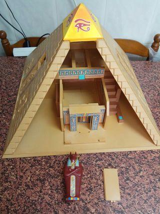 piramide egipcia de playmobil
