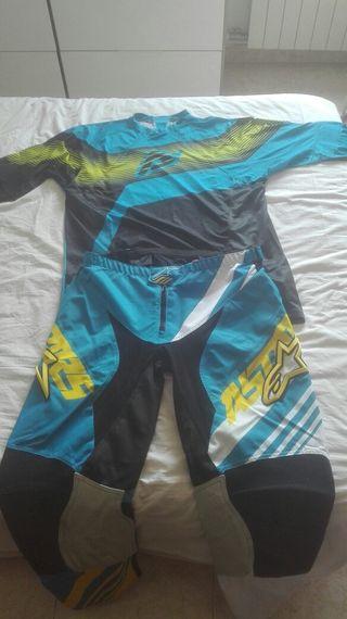 Camiseta Acerbis Pantalon Alpinestar Enduro/Cross