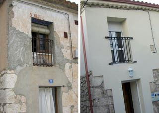 trabajos de construcción y reparaciones
