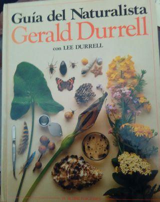 Libro guia del naturalista