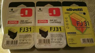 Cartucho impresora olivetti