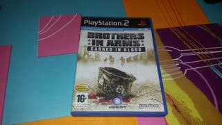 brothers in arms ps2