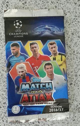 Cromos fútbol 2016/2017 nuevos