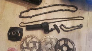 minimoto y minicross piezas