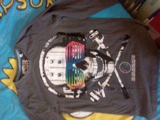 seis camisetas niño
