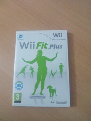 Juego wii fit