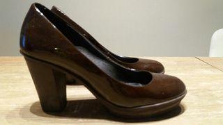 Zapatos Camper tacon de segunda mano por 20 € en Bilbao en
