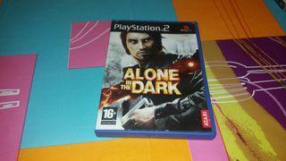 alone in the dark ps2