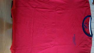 Camiseta chico talla M celio roja