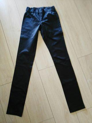 legins pantalones elásticos 34