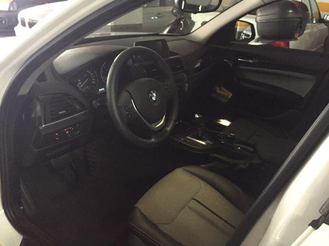 BMW serie 1 Nov-2014 casi nuevo Automático