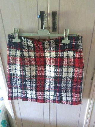 falda de tommy hilfiger