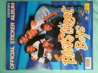 Sticker album BACKSTREET BOYS