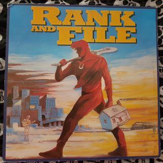 Rank and File disco vinilo