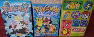 cositas de POKEMON pocket monster Nintendo anime